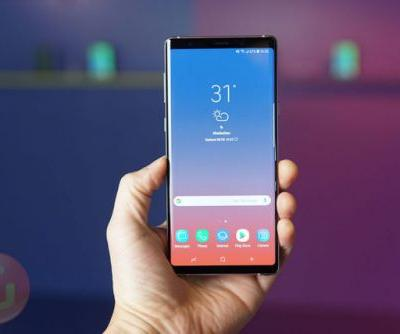 Galaxy Note 9 Finally Available To U.S. Customers In Midnight Black