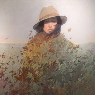 Crossconnectmag: Paintings by Federico Infante Federico