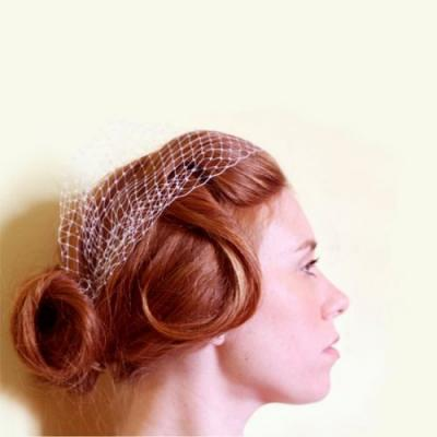 How to Create the Perfect Vintage Updo