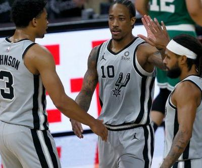 NBA Fines San Antonio Spurs $25,000 USD for Resting Its Top Players