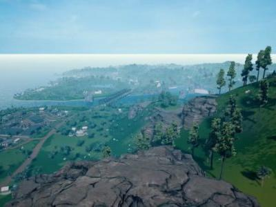See the upcoming, smaller 'PUBG' map in action for the first time