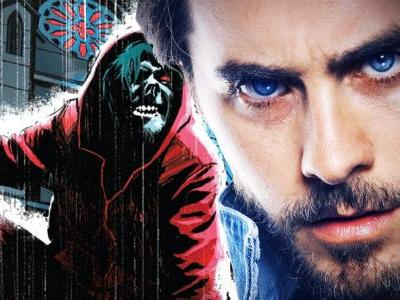 Jared Leto's Morbius Can Fly In Movie Set Video