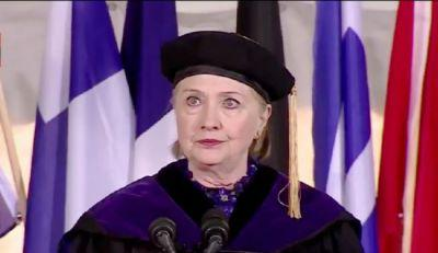 RNC Rips Hillary Clinton's Commencement Address, Says It's a 'Stark Reminder' Why She Lost
