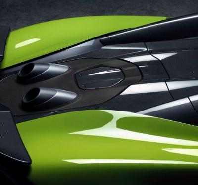McLaren 600LT Spider Teased Ahead Of Reveal