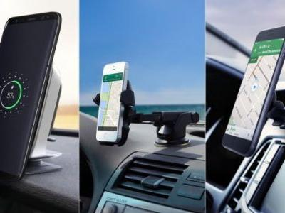 Here Are Your Cyber Monday Deals on iOttie Phone Mounts, Including a Magnetic Qi Charger