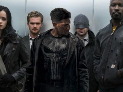 Where Was The Punisher During The Defenders?