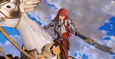 Pegasus Knight Cordelia is the best thing Fire Emblem Warriors has shown us to date