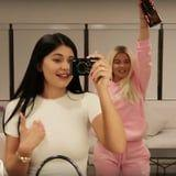 Kylie Jenner Did a Drunk Makeup Tutorial With Khloé Kardashian, and It's Unlike Any You've Seen