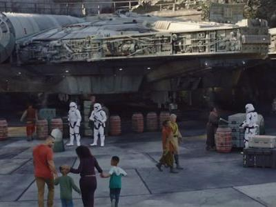 Disney Parks' Star Wars: Galaxy's Edge Opening Dates Revealed