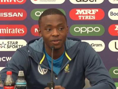 Rabada hoping West Indies match will spark South Africa turnaround