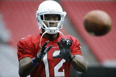Cardinals wide receiver John Brown: I'll play when I'm ready