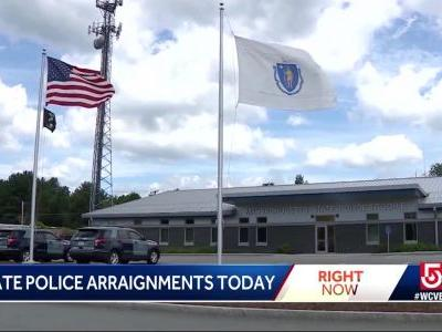 2 former State Police lieutenants to face charges in OT scandal