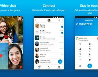 Skype for Android answers calls whether you like it or not