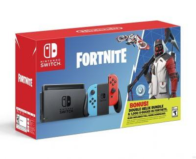 Fortnite To Receive Switch Bundle October 5