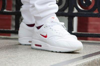 Nike's Air Max 1 Is the Latest Model to Receive the Jewel Swoosh Treatment
