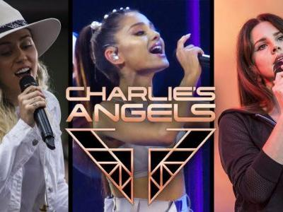 What We Know About The New Song In The Charlie's Angels Trailer