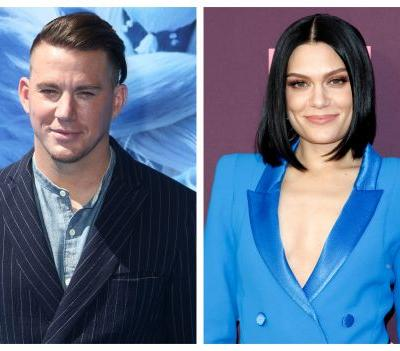 Channing Tatum Brings His Daughter Everly To A Jessie J Concert