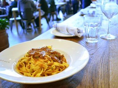 Quick Italian Lunch at Eataly L.A