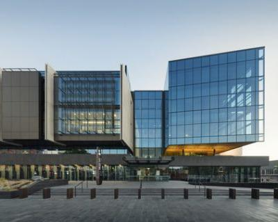 Christchurch Justice and Emergency Services Precinct / Warren and Mahoney Architects