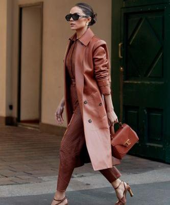 4 Fresh Color Trends We're Spotting All Over Milan Right Now