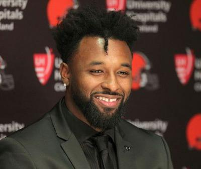 Jarvis Landry, Browns finalizing five-year, $75 million contract, per reports