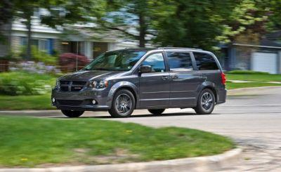 2017 Dodge Grand Caravan Tested: Still Has Some Fight Left in It