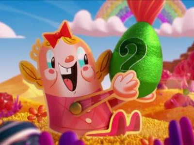 Candy Crush is still a beast, helping King hit a quarterly revenue record