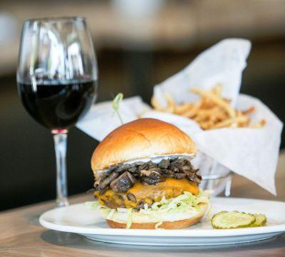 Zinburger Wine & Burger Bar Earns Top Spot in Patch's '90 Best New Jersey Places To Get A Burger'