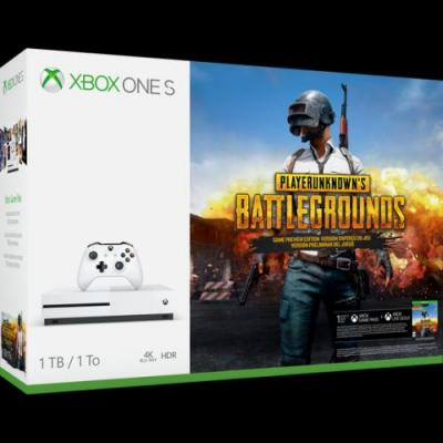 Save $50 on Xbox One S PUBG bundles, free PUBG with Xbox One X coming back