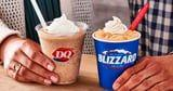 I'm Falling For Dairy Queen's New Pumpkin Shake Made With Cinnamon Spice Cookie Butter