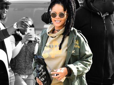 Rihanna Is Teaming Up With Fashion Students For Charity, Because Rihanna