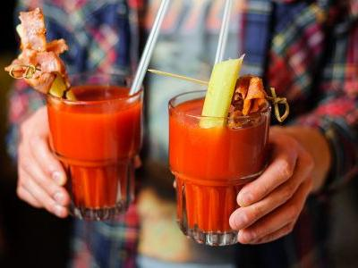 Frank's RedHot is Now Selling Canned Bloody Marys
