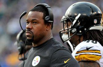 Steelers assistant Joey Porter reinstated, will coach vs. Chiefs