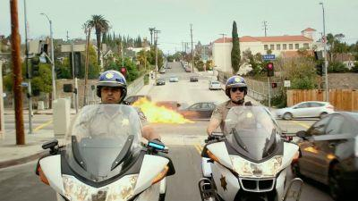 CHiPs Movie Trailer Shows First Glimpse of Motorcycle Awesomeness