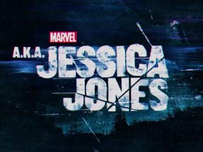 Why are the Jessica Jones intro's endings different from each other?