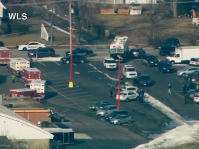 Active shooter reported in Illinois
