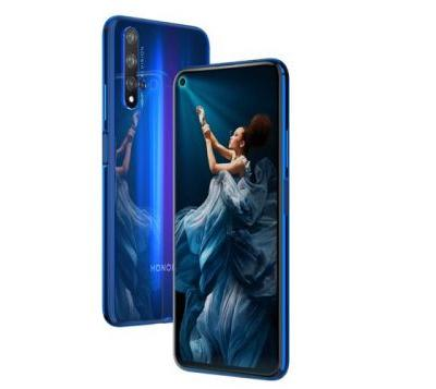 Honor 20 lands in the UK June 21st for £399
