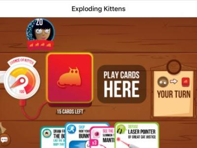 Microsoft's Zo bot wants to play Exploding Kittens with you