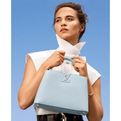 Alicia Vikander and Léa Seydoux Continue Their Run As Louis Vuitton Girls In A New Campaign