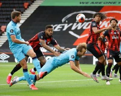 Spurs fume over VAR in Bournemouth draw, Ings keeps golden boot bid alive