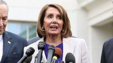 Networks To Air Nancy Pelosi, Chuck Schumer Rebuttal To Trump Border Wall Speech