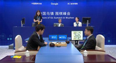 Google's AlphaGo AI defeats the world's best human Go player