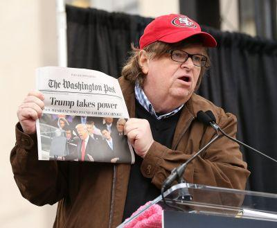 Can Michael Moore's Secretive Documentary End Trump's Presidency? He Says Yes