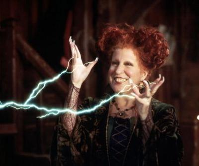 Bette Midler, Queen, Thinks Trump's Hair Is Worse Than Her Hocus Pocus Wig