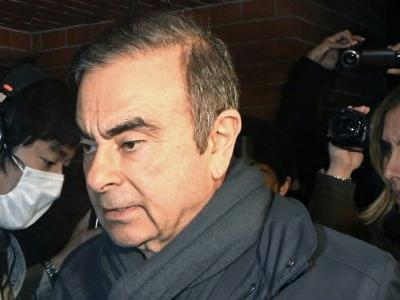 Nissan ex-chair Ghosn's release on bail approved by court