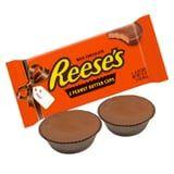 Say What?! Reese's ENORMOUS Peanut Butter Cups Weigh In at a Half-Pound Each
