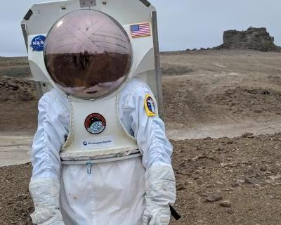 """Now you can virtually explore """"Mars on Earth"""" in Google Street View"""