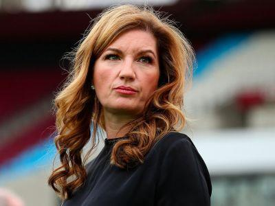West Ham CEO Karren Brady is taking over as chair of Sir Philip Green's retail empire