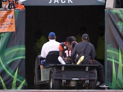 A.J. Green injury update: Bengals WR placed on injured reserve
