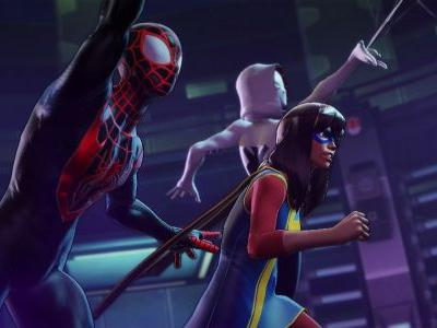Marvel Ultimate Alliance 3 Synergy guide - how to use synergy attacks and build the best team